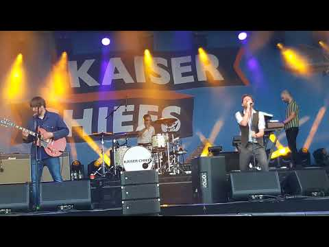 People Know (NEW SONG) - Kaiser Chiefs, Wolverhampton 01/09/18