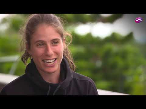 2018 Brisbane Pre-Tournament Interview | Johanna Konta