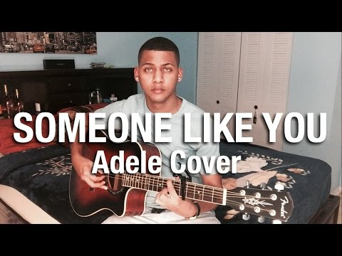 SOMEONE LIKE YOU - ADELE (ACOUSTIC COVER) BY ARIEL