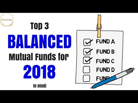 Top 3 Balanced fund 2018, Best balanced funds in hindi
