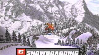 OPM #27 - MTV Sports Snowboarding Trailer