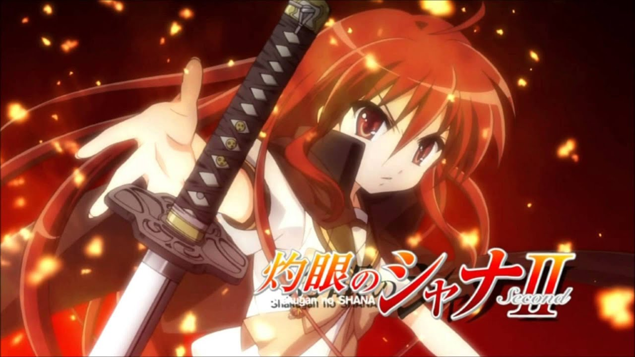 Shakugan No Shana Second - La Visiteuse (Extended) - YouTube