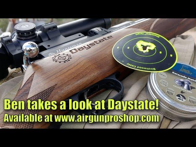 Ben tries the Daystate Huntsman Regal XL & MTC Viper Connect. I think he likes it! airgunproshop.com