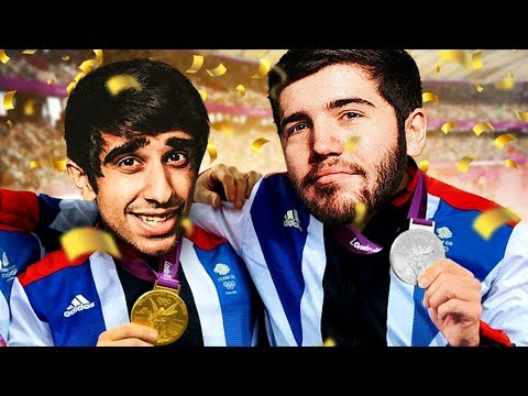 CAN I BEAT THE CREATOR?! - LONDON 2012 OLYMPICS