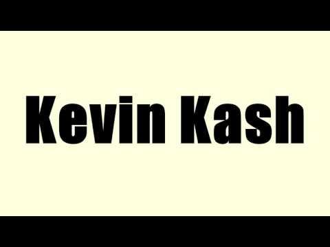Kevin Kash