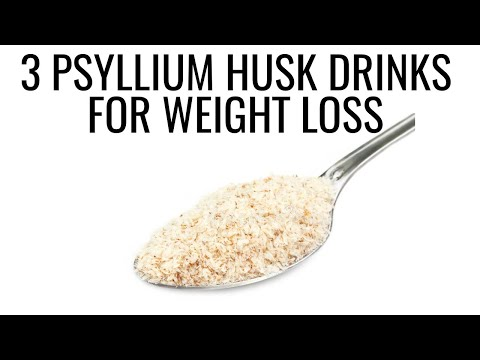 Lose 1Kg In 2 Days (Lose 1 Lb In 1 Day) | Psyllium Husk For Weight Loss