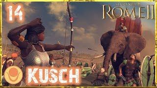 Letsplay  Total War Rome 2 (Sehr schwer | HD | Deutsch): Kusch #14
