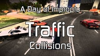 APB: Reloaded - A Day of Impromptu Traffic Collisions