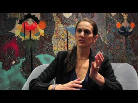 Peggy Guggenheim   Art Addict director interview with Lisa Immordino Vreeland