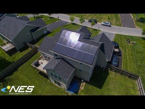 Solar Installation in Baldwinsville, NY