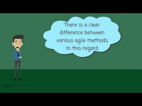 Agile Software Development - Part 11 - Agile Methods