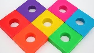 Play Doh Modelling Clay YouTube Spelling Learn Colors Kids Video Mighty Toys