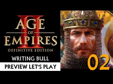 Preview Let's Play: Age of Empires II Definitive Edition (02) [Deutsch]