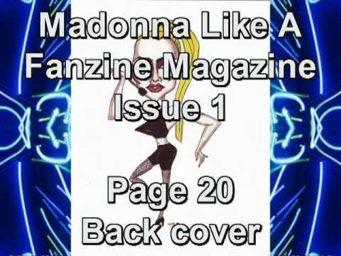 Madonna rare like a fanzine magazine issue 1 youtube madonna rare like a fanzine magazine issue 1 fandeluxe Epub