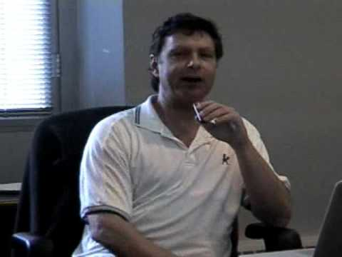 ACBS ACT Learning Course: Dr. John Forsyth, Anxiety, Part 2