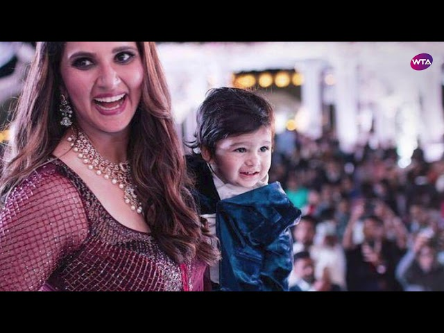 Sania Mirza on returning to tennis after having a baby