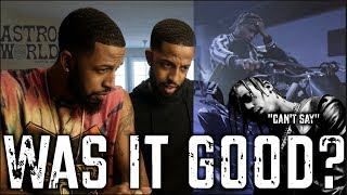 "TRAVI$ SCOTT - ""CAN'T SAY"" OFFICIAL MUSIC VIDEO 