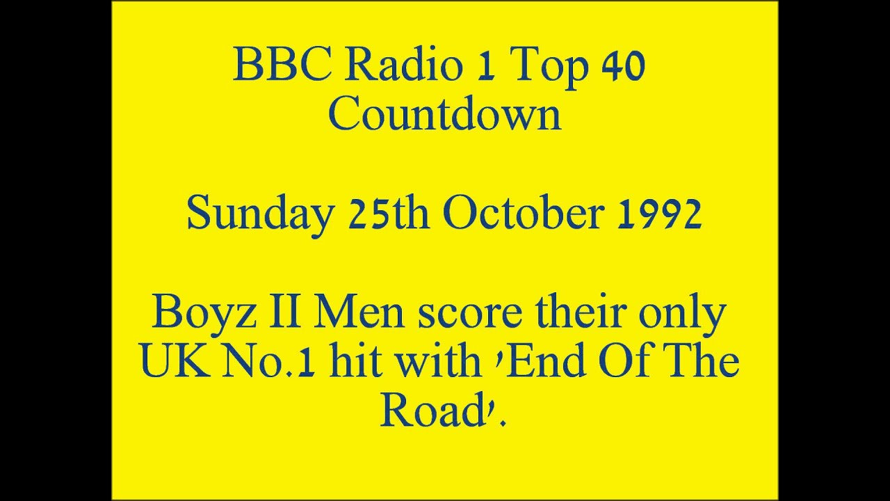 BBC Radio 1 Top 40 shows | Mixcloud