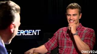 Theo James // Funny & Sexy Moments- Part 8