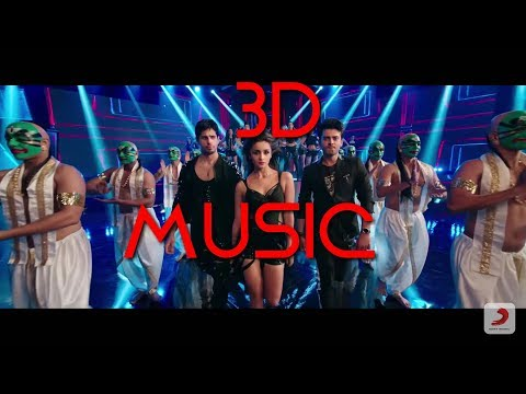3D MUSIC | LETS NACHO- FULL SONG | KAPOOR & SONS