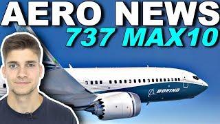 BOEING's Antwort auf den A321 XLR! AeroNews