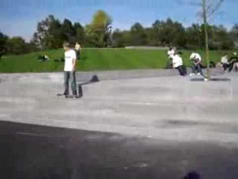 Rotterdam streetplaza / skatepark?