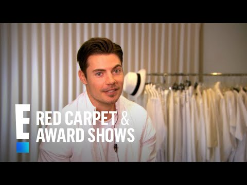 Josh Henderson Reveals Fitness Secrets for His Hot Bod  E! Live from the Red Carpet