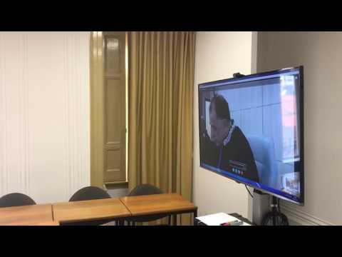 De Portugal, advogado faz sustentação oral no TJMA via Internet