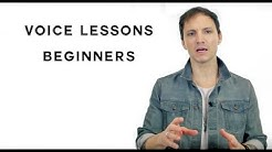 Voice Lessons for Beginners