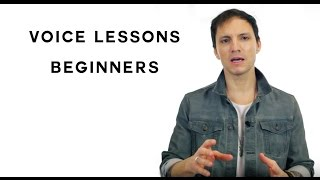 Video Voice Lessons for Beginners download MP3, 3GP, MP4, WEBM, AVI, FLV November 2018