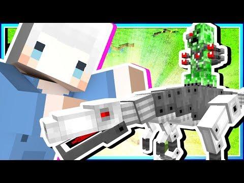 【Minecraft | 魔法槍械】#1 高科技苦力怕❗魔法與槍械的時代來臨😏