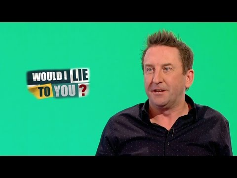 Big Mack And Lies - Lee Mack On Would I Lie To You?