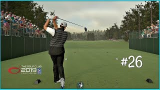 The Golf Club 2019 Career Mode Part 26 - Major Sunday | PS4 Pro Gameplay