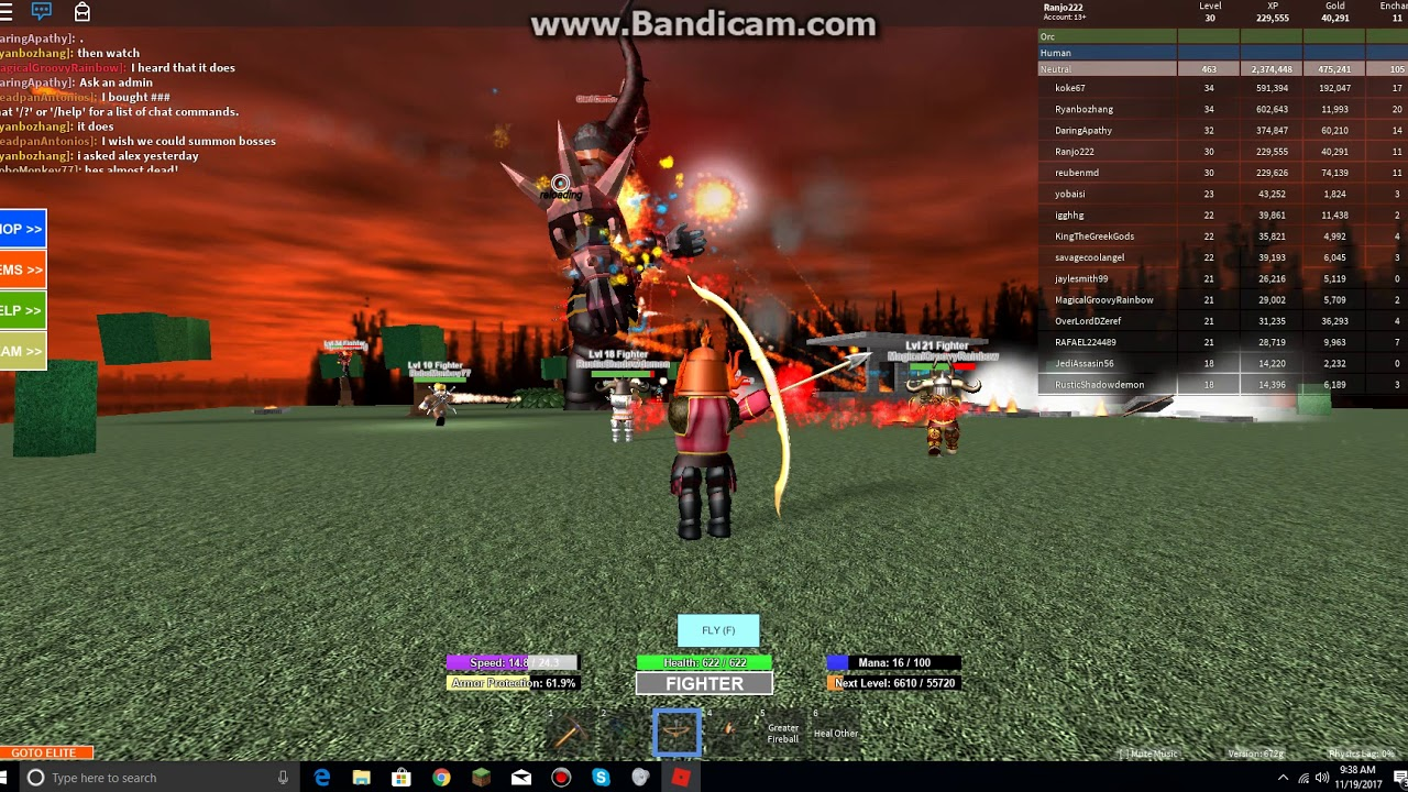 Roblox Field Of Battle How To Spawn The Demon By Zelloxan