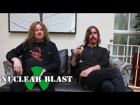 OPETH - Initial Ideas and Diversity Behind 'Sorceress' (OFFICIAL INTERVIEW)