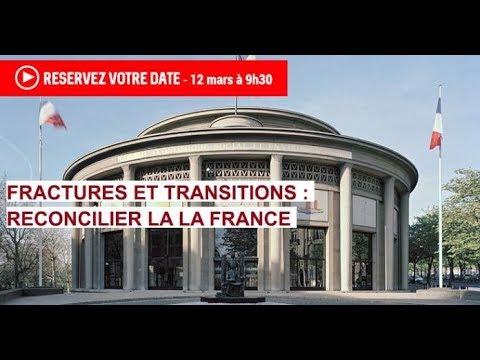 Direct : Fractures et transitions : comment réconcilier la France ?