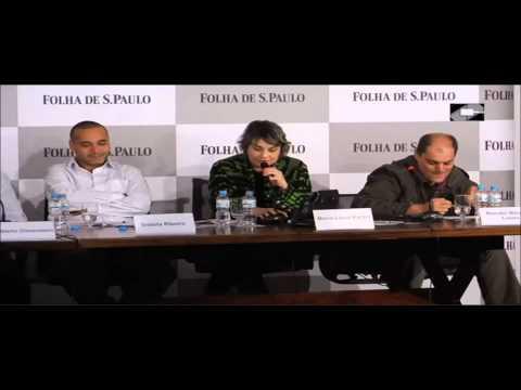 Legalização da Maconha Debate COMPLETO Folha de São Paulo.20/10/2010