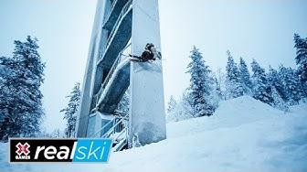 Antti Ollila: Real Ski 2018 | X Games