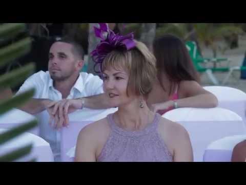 Ashley & Maksim Taubin Wedding | Dominican Republic August 27, 2016