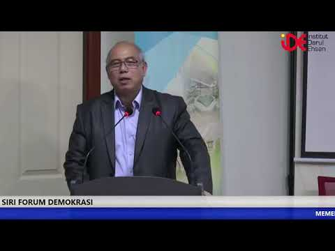 Forum Demokrasi:Memerangi Budaya Takut Dalam PRU 14