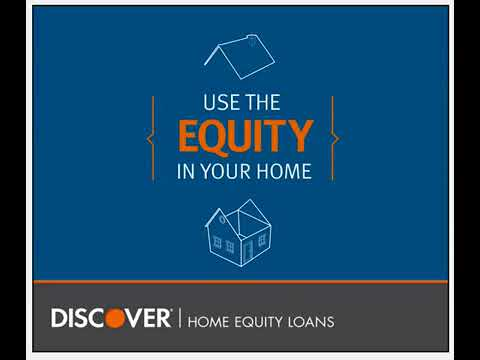 Discover Home Equity Loans General Animated Banner YouTube - YouTube