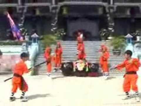 đoàn lân sư rồng chánh nghĩa đường - châu đốc - an giang (2010)