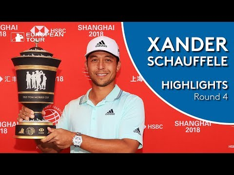 Xander Schauffele Final Round Winning Highlights | 2018 WGC - HSBC Champions