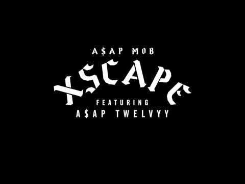 A$AP Twelvyy - Xscape Instrumental Remake