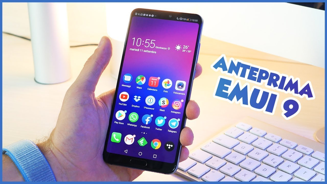 EMUI 9 su Huawei P20 Pro: la nostra ANTEPRIMA!