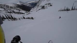 Backcountry at Rogers Pass - Baloo peak - short edit