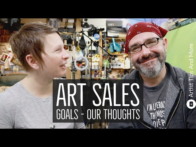 Having Artist Sales Goals   Our Thoughts