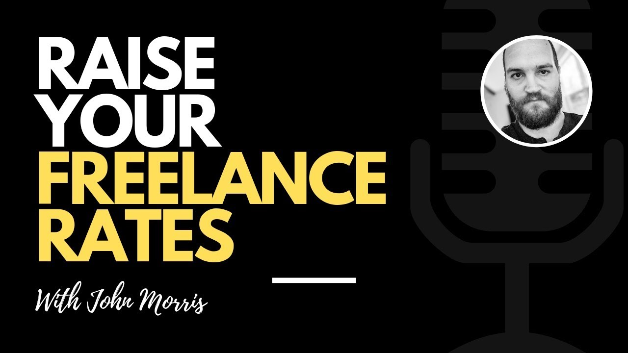 4 Ways to Raise Your Freelance Rates ($100+ Per Hour)