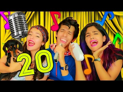 20 SONGS TAG | POLINESIO CHALLENGE LOS POLINESIOS