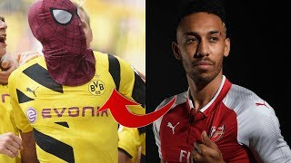 10 Things You Probably Didn't Know About Pierre-Emerick Aubameyang